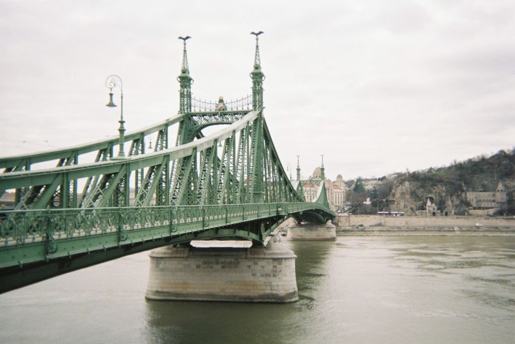Budapest: relics of the Soviet Union