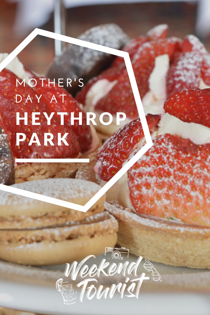 Mother's Day at Heythrop Park, Oxfordshire