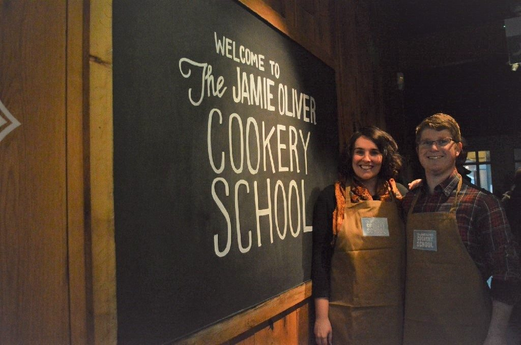 Jamie Oliver's Cookery School