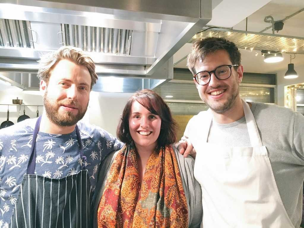 Masterchef's Billy & Jack Winter Warmer Supper Club