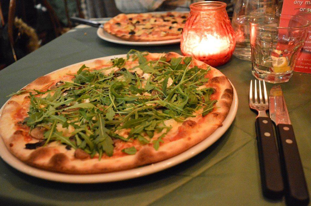 Mamma Mia Pizzeria, Oxford