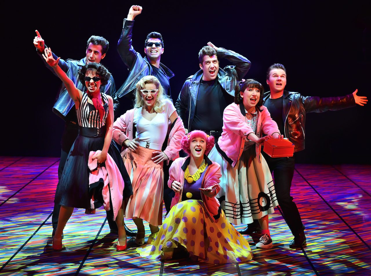 Grease Lightnin' at New Theatre Oxford