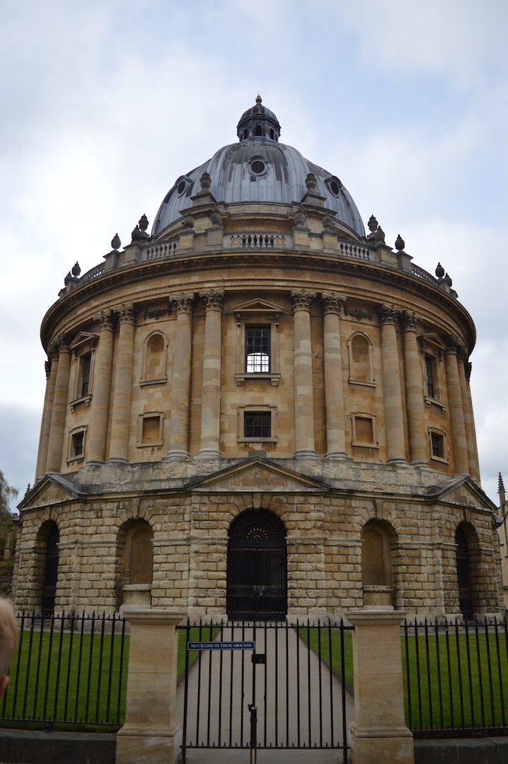 Oxford College Walking Tour
