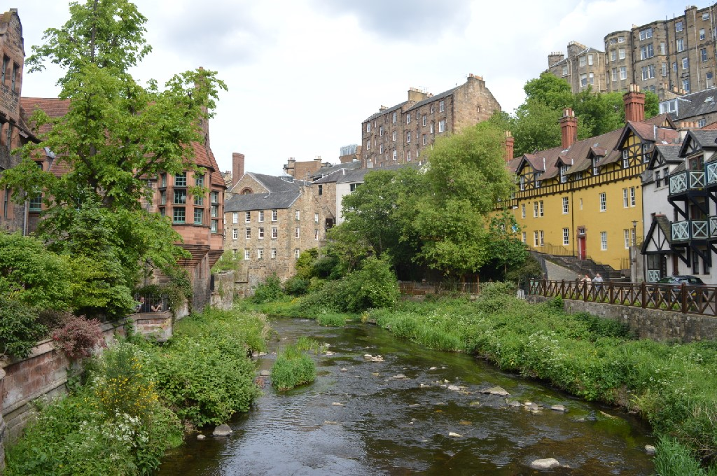 The best of Edinburgh's Water of Leith