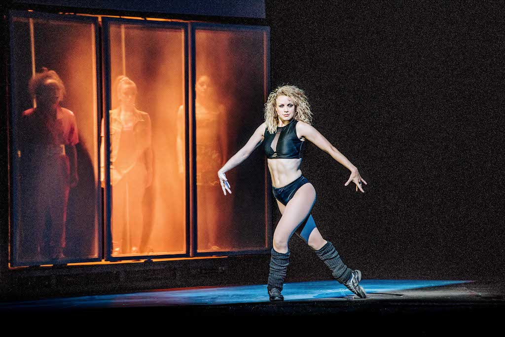 Flashdance comes to Oxford