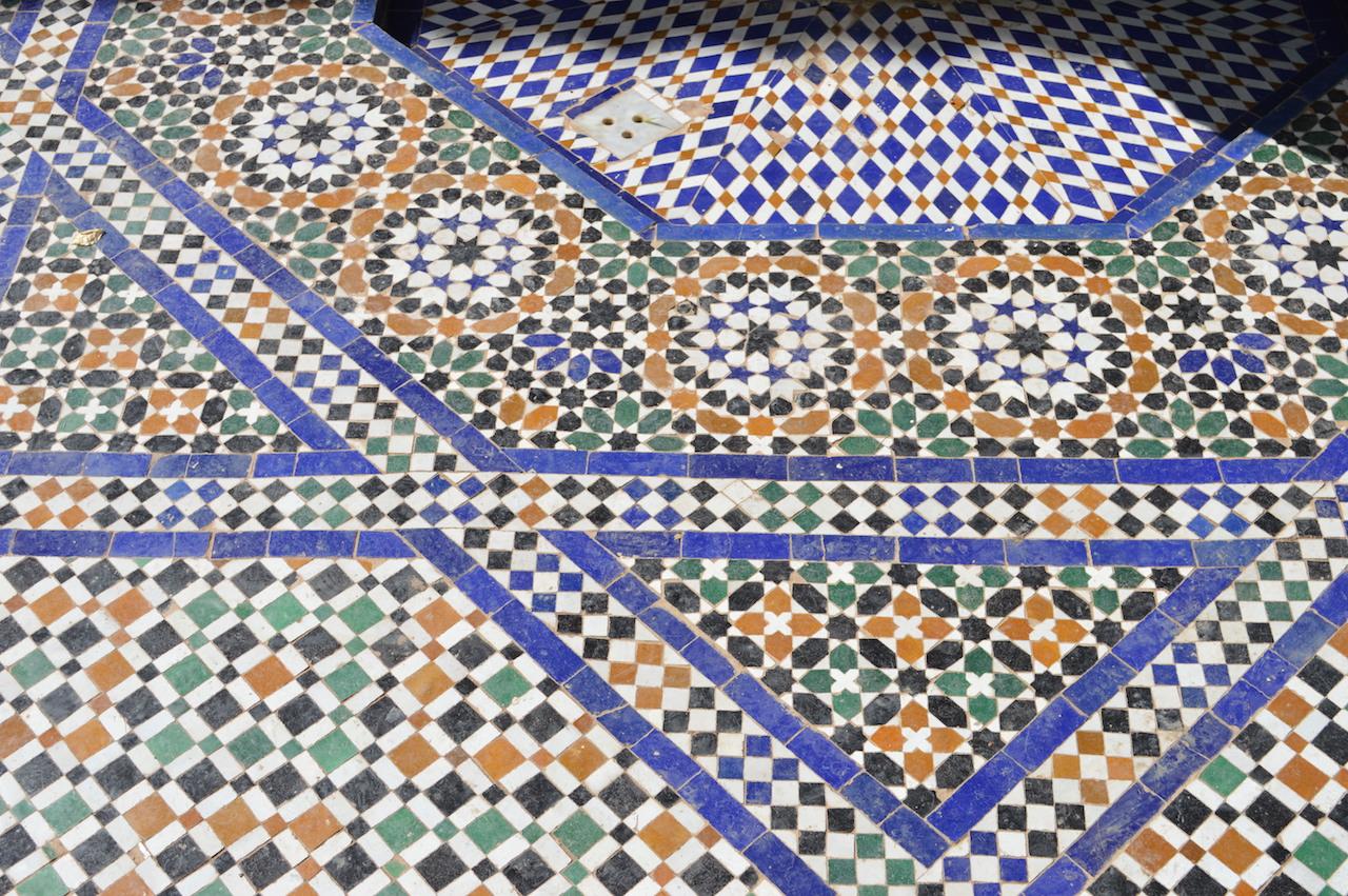 Marrakesh's Mellah: home to Bahia Palace
