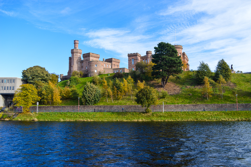Inverness and Outlander country