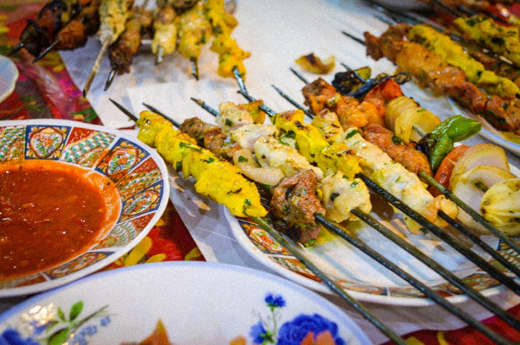 Dinner at Djemma el-Fna, Marrakesh
