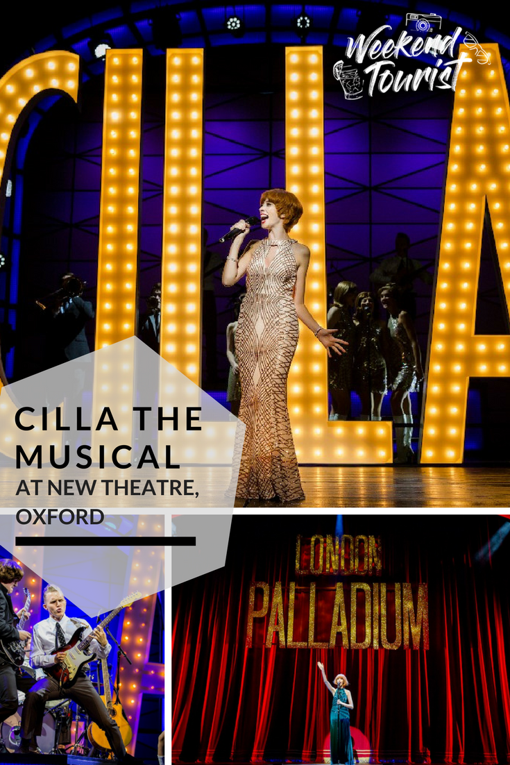 Cilla The Musical at New Theatre