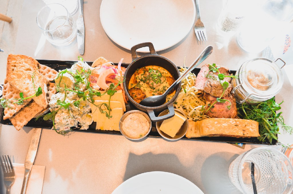 A spot of Scandi in Oxford at Kupp