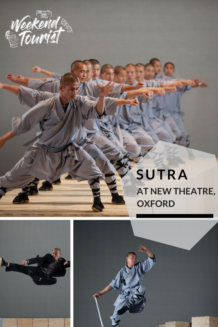 Sutra comes to the New Theatre, Oxford