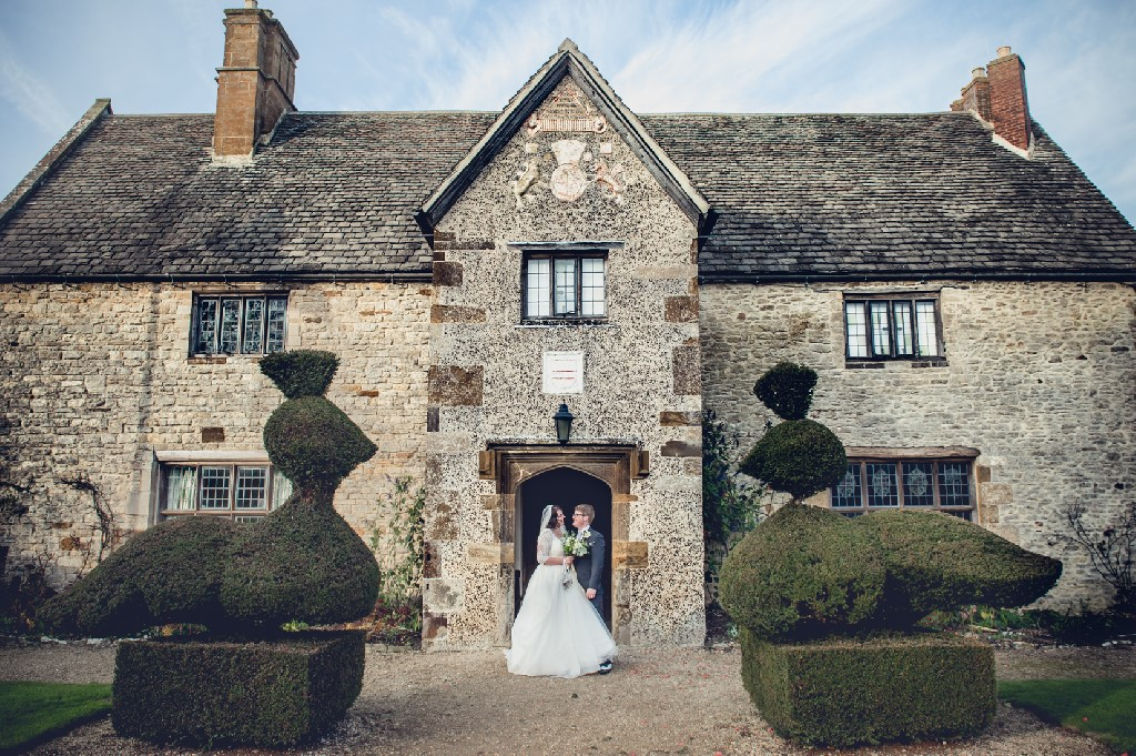 Sulgrave Manor Wedding