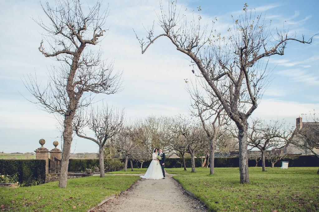 Sulgrave Manor Wedding