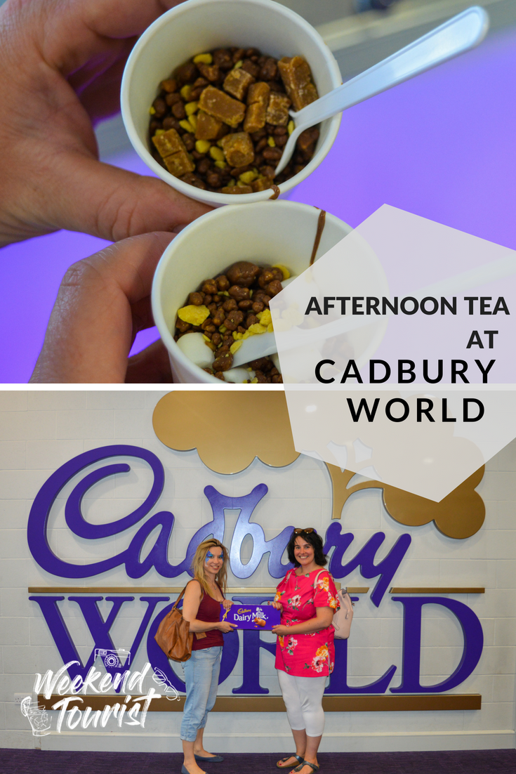Afternoon at Cadbury World