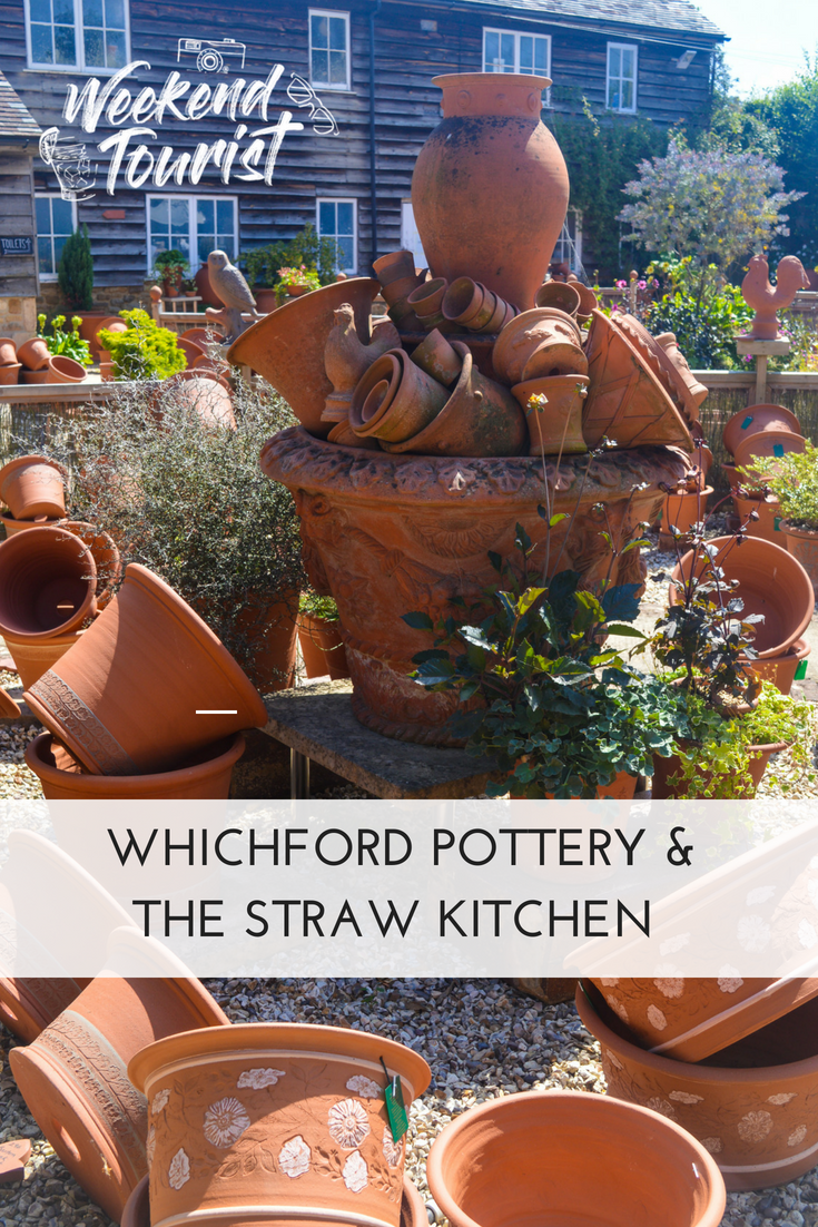 No trip to the Cotswolds is complete without visiting Whichford Pottery and The Straw Kitchen. Here's everything you need to know on the blog!
