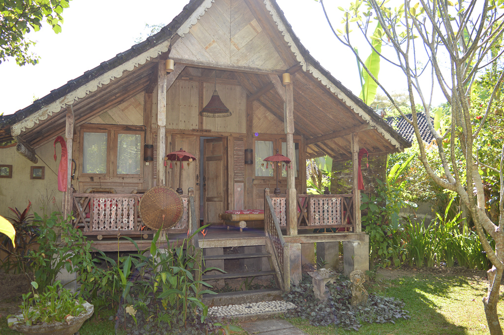Seven nights in Ubud, Bali