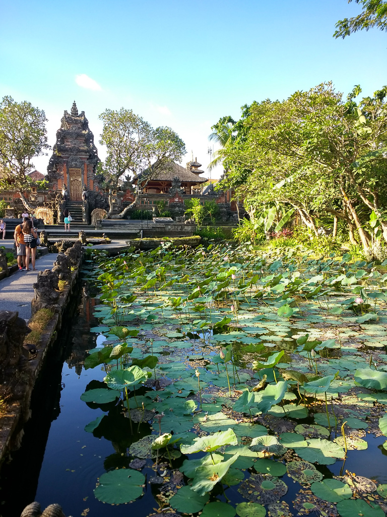 Seven nights in Ubud, Bali