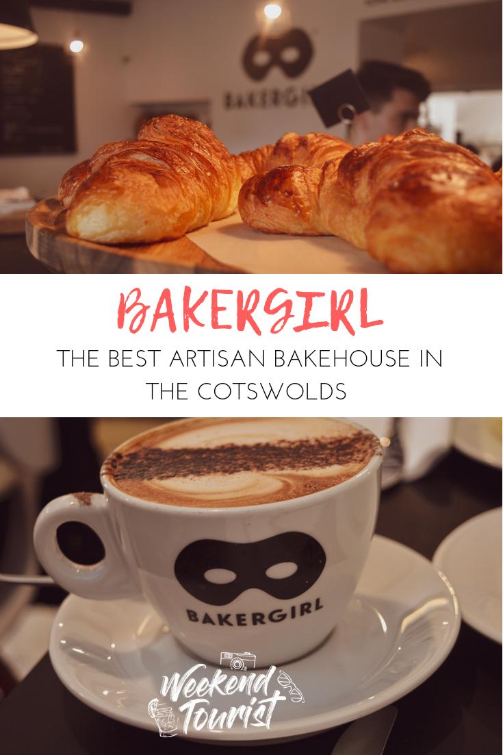 Bakergirl in Great Tew
