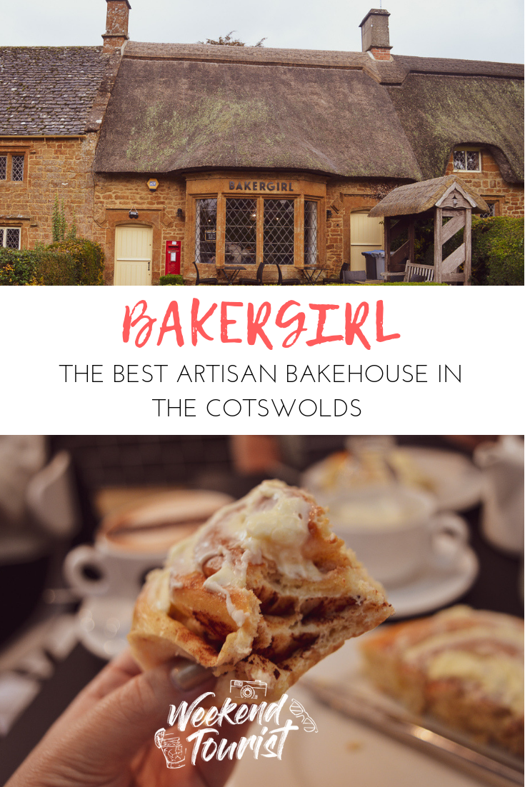 Bakergirl in Great Tew