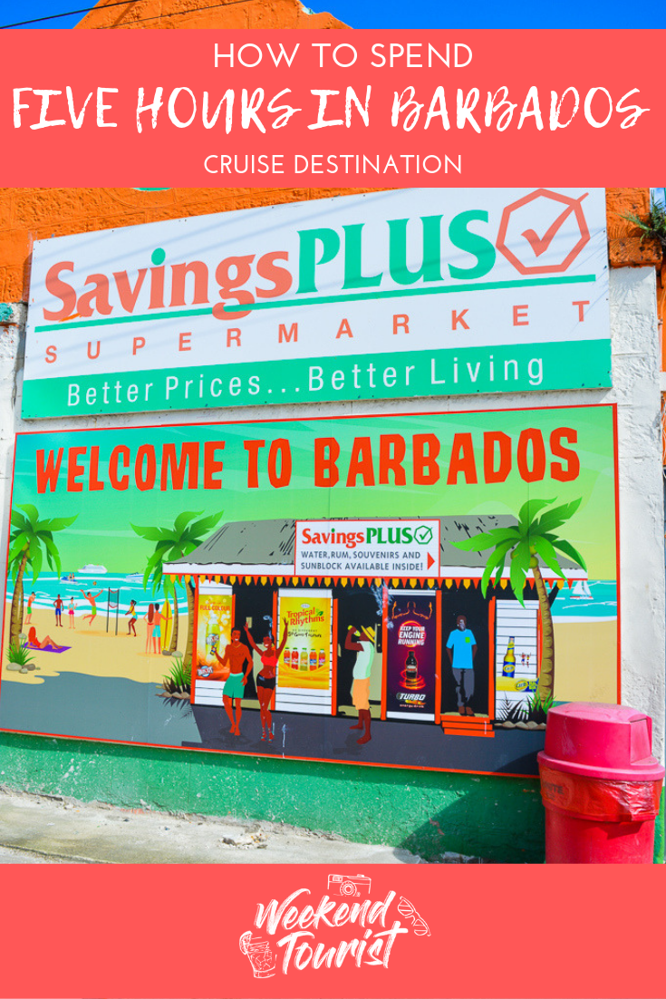 How to spend five hours in Barbados