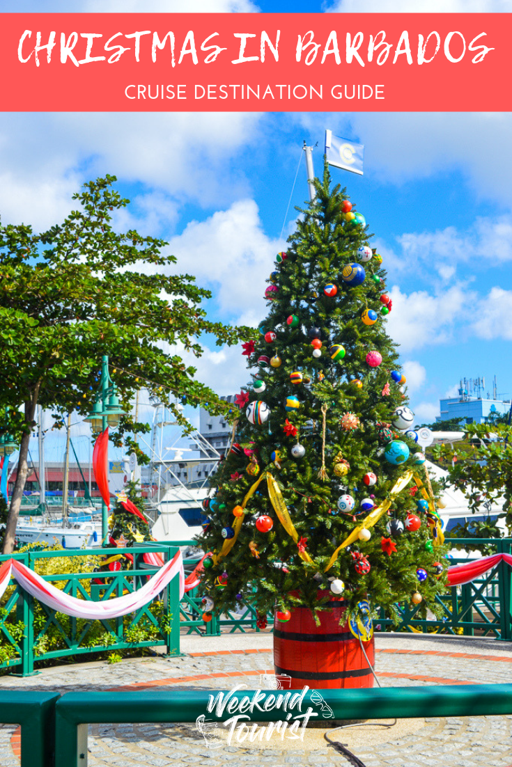 What is Christmas like in Barbados?
