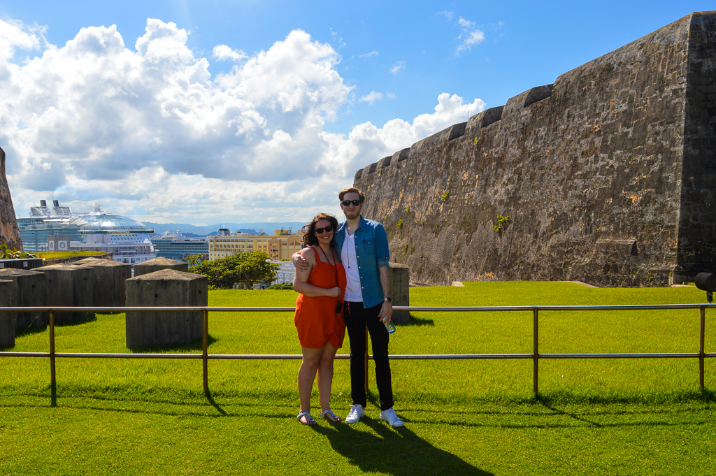 Four hours in San Juan, Puerto Rico