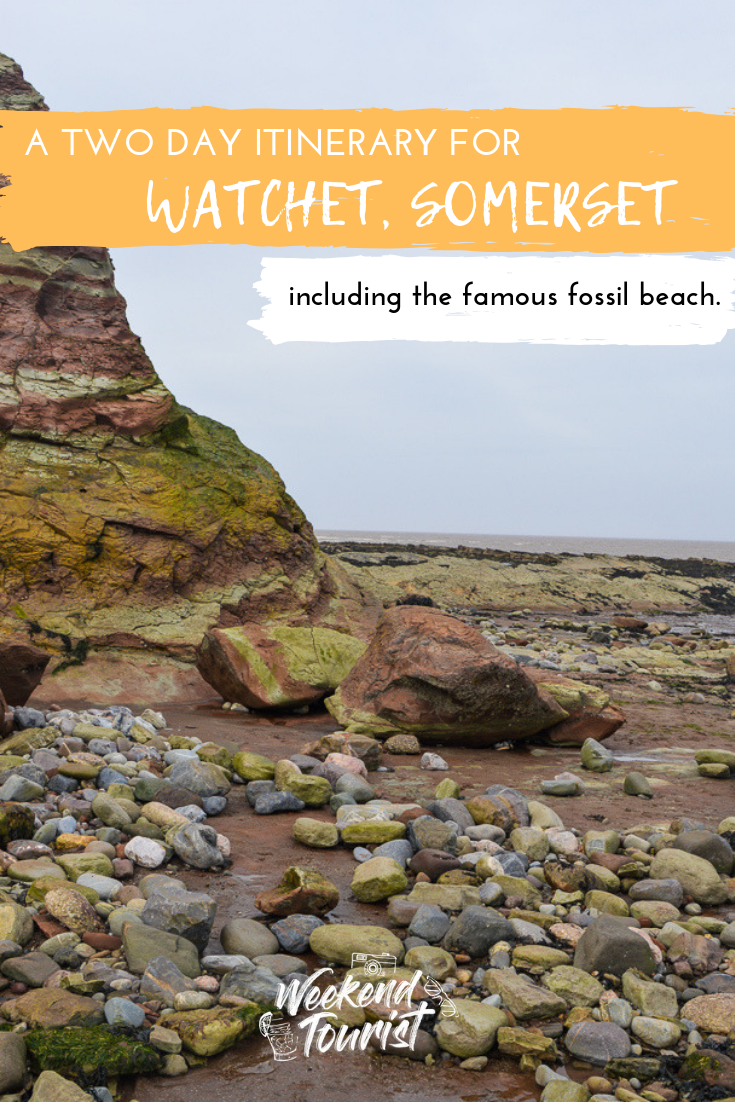 Two day itinerary in Watchet, Somerset