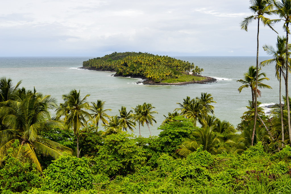 One day exploring Îles du Salut, French Guiana