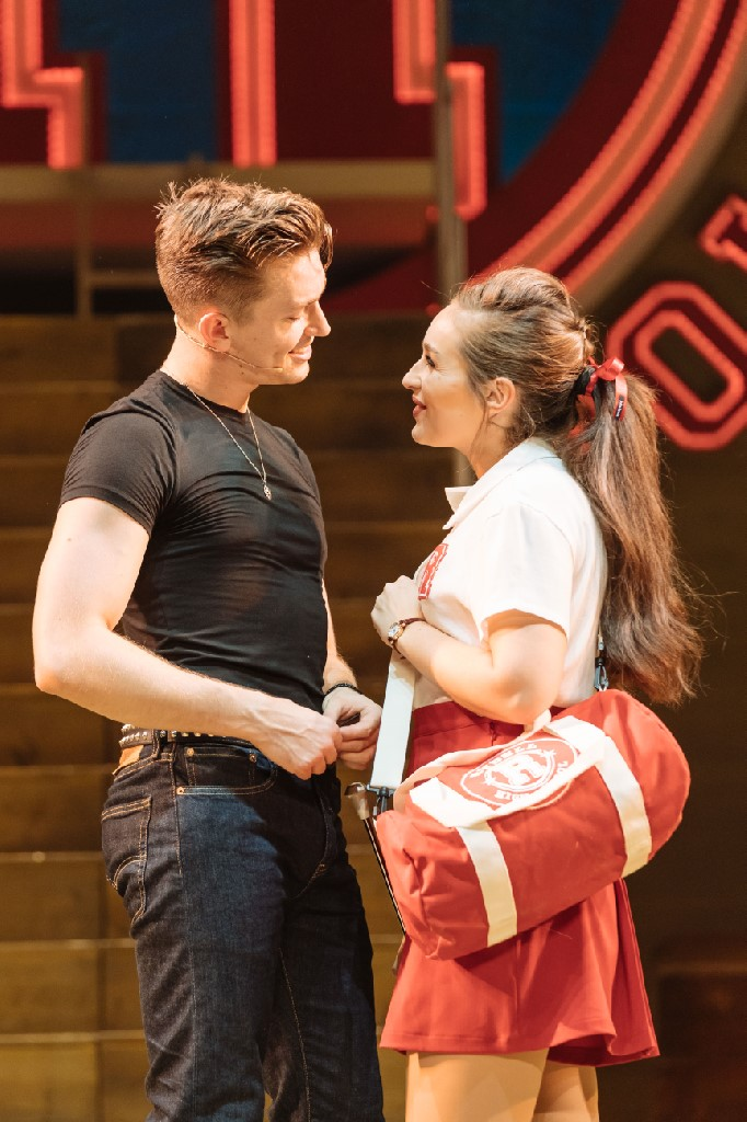 The current production of Grease at New Theatre, Oxford uses the original, early 70s script written by Warren Casey and Jim Jacobs. It's different from any other version of Grease you've ever seen!