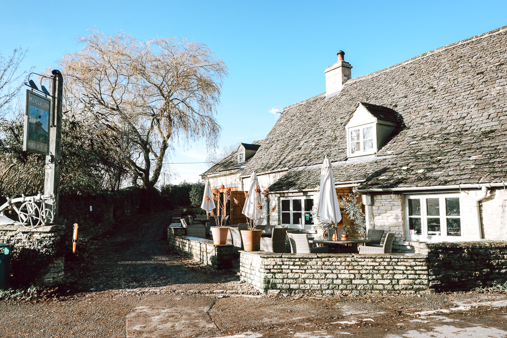 Winter stay at The Plough Inn, Cold Aston