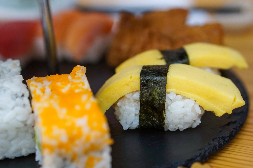 Japanese afternoon tea at Zoo Sushi15 1