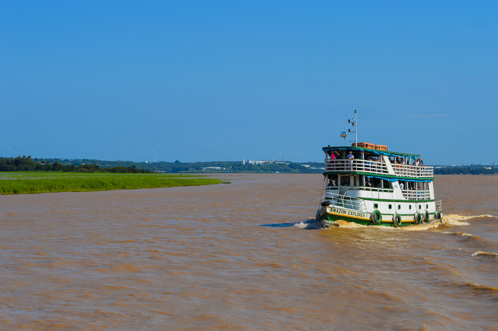 Two days in Manaus – the Amazon, Brazil